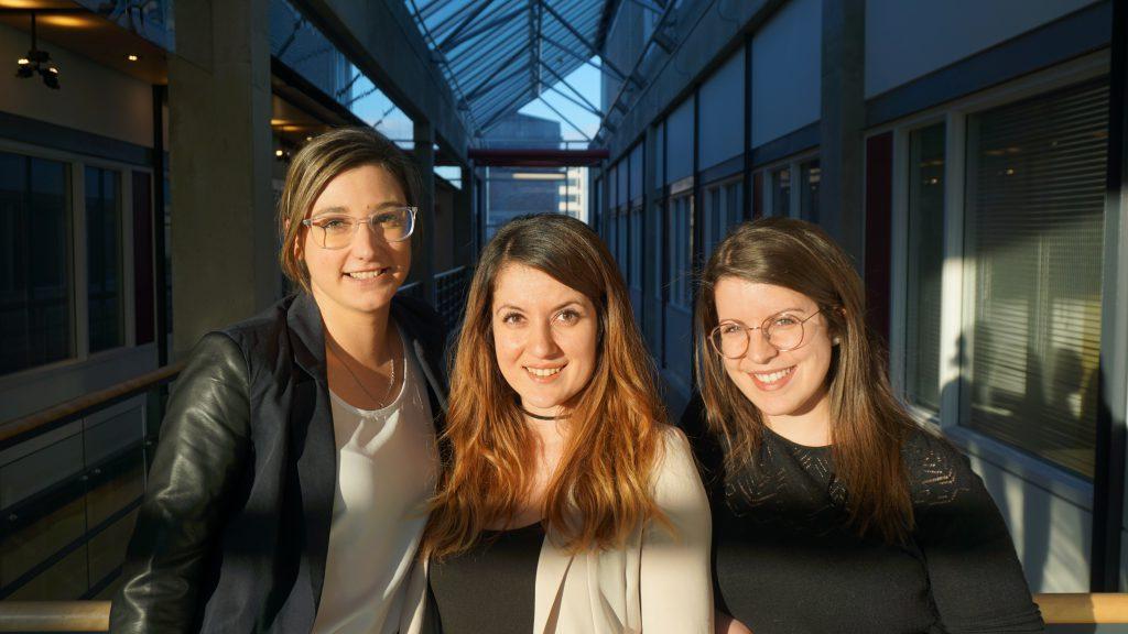 BLAIN Virginie, TREMBLAY Sabrina, LAVOIE Anne-Marie - SYA