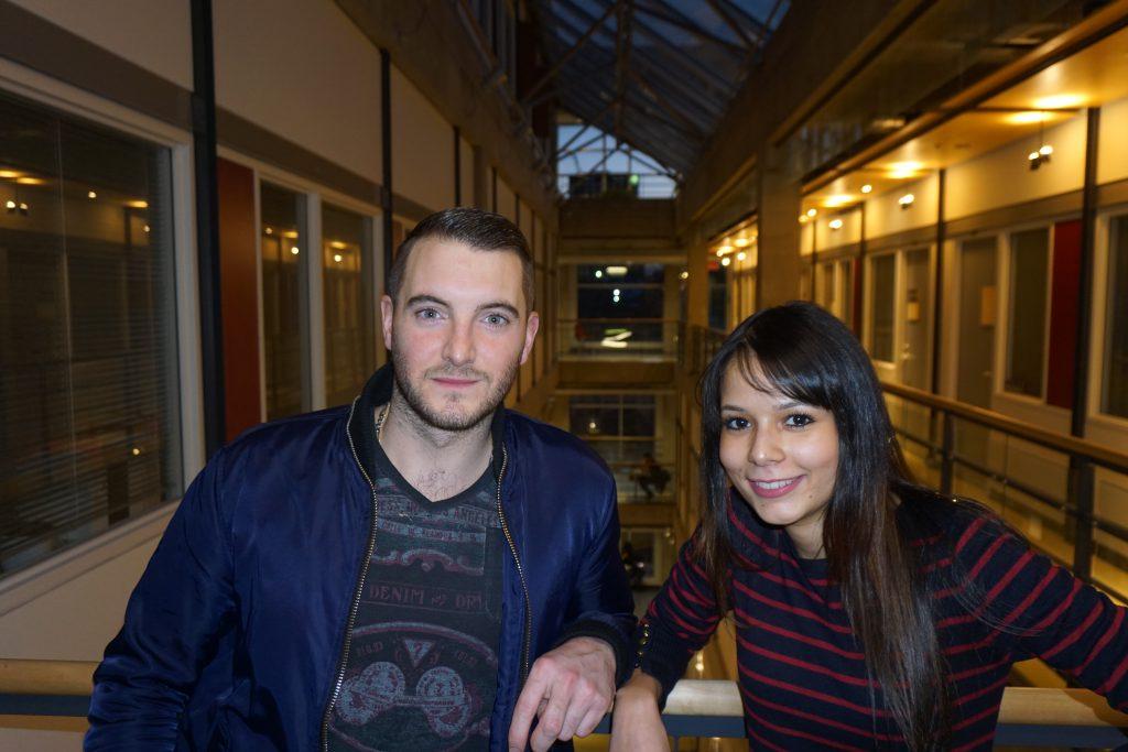 DELAPORTE Nicolas (Sciences UQAM) et Sarah Abchir (Sciences UQAM) - Meditrina Pharma